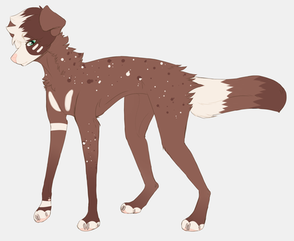 Brownie Adopt CLOSED by Thornheart211