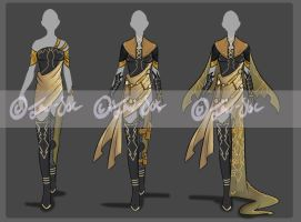 Outfit Design Set [SOLD] by JxW-SpiralofChaos