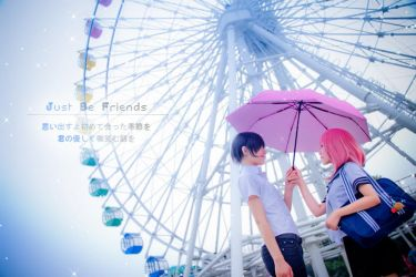 Just be friends-Sentimental Love by Sakina666