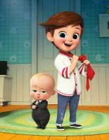 The Boss Baby: We Got This by MothraLeo