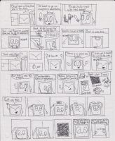 Tiny Box Tim Comic Page 1 Chapter 1 by ThaDTDrawer