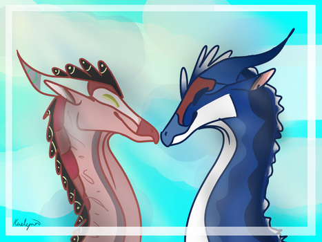 nose boop by morning-feather