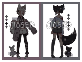 |Closed|Hurties Adopts by Kanami-Chii