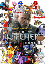 Pooh's Adventures of The Witcher 3: Wild Hunt by ares12