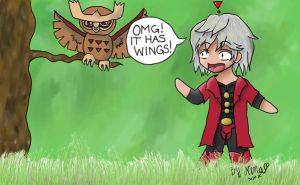 Dante and.. Noctowl.