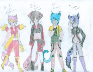 Adoptables! Cats of Love! OPEN by FoxiUzumaki