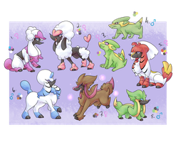 PKMNation - Gisabelle x Philippe clutch - CLOSED by Ashurst