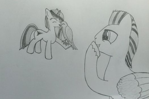 Birds of a feather by bently96