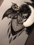 Owl by Grandere