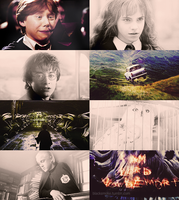 Harry Potter and the Chamber of Secrets by Linds37