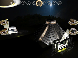 Chichen Itza in iPad by hrgpac