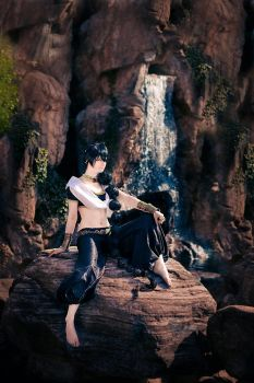 Judal - Magi The Labyrinth of Magic - Oasis by Midgard1612