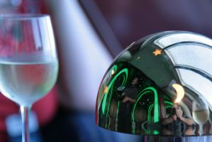 Reflections of a Glass by wilderBeest