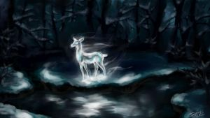 Following the Patronus by Sandver