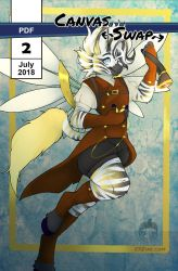 CSZ Issue 2: Steampunk - LIVE! by Temrin