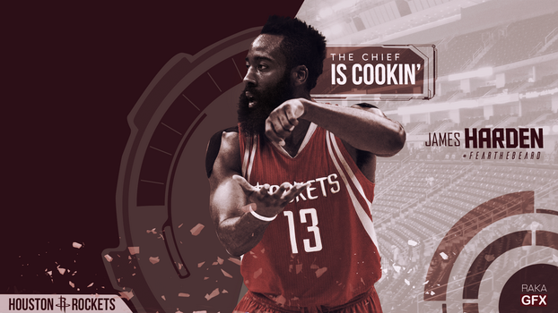 Kevin Tmac 11 5 James Harden 2015 16 Wallpaper By RakaGFX