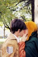 Levi x Petra: Just Sweethearts by Smexy-Boy