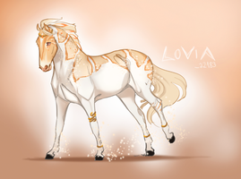 X2183 Lovia by NorthEast-Stables