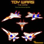 RC-CAD: Toy Wars StarScream by halconfenix