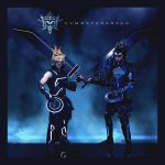 Cloud Strife and Zack Fair - FFVII x TRON by vvmasterdrfan