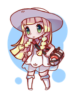 Lillie by PurpleMangaPowers