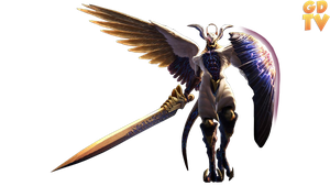 render png images Angelo Credo by GamingDeadTv