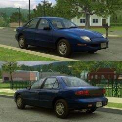 [Source] 1995-1999 Pontiac Sunfire Sedan by RushFreak2