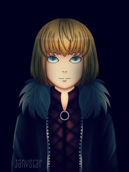 Mello -Mihael Keehl- by Jany-chan17