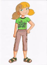 Penny's New Outfit by PolarStar