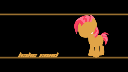 Babs Seed Wallpaper by Alexstrazse