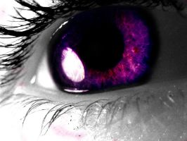 Purple By Nature by Jessica-Corrin