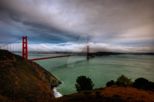 Golden Gate Bridge 2485 by MagicLightAdventures