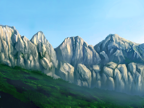 Background2_Mountains by Roman-SS-Squall