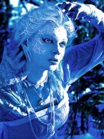 A Queen Of Snow 01 by Chelli-M