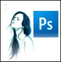 Photoshop Portrait - Speed Paint Video by ShaneBot