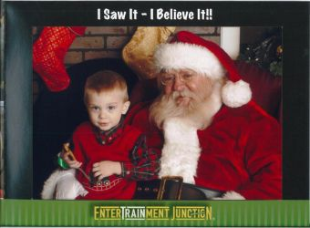 Aiden and Santa 2010 by NightLife9k