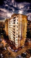 Tower - Panoramic HDR by ScorpionEntity