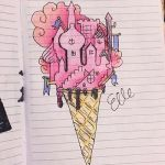 Icecream Castles by wingedmusician