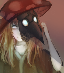 Parasect (Peko) Painting by Rosenblade