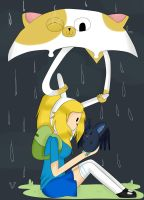 Rainy day by Lucy-tan