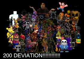 200 Deviations!!!!!!!!!!!!!! by Will220