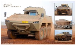 Badger IFV by wiledog
