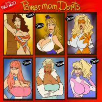 Powermom Dopts - SOLD OUT by JonFreeman