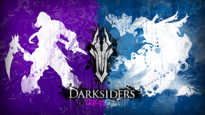 Darksiders Death-War wallpaper by AShinati
