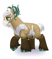 #1079 - Falx Ab Occasu - Adult Official Ref by TwinWolfSister