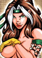 Sketch Card - SL Rogue by gb2k