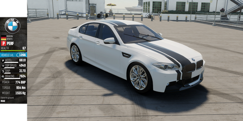 The Crew BMW M5 Setup by thetnknownbrony