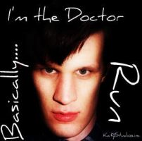 Matt  Smith by Cooldawg