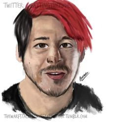 Markiplier by NotAnotherFanArtist