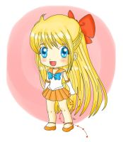 Sailor Venus by Lucy--chan
